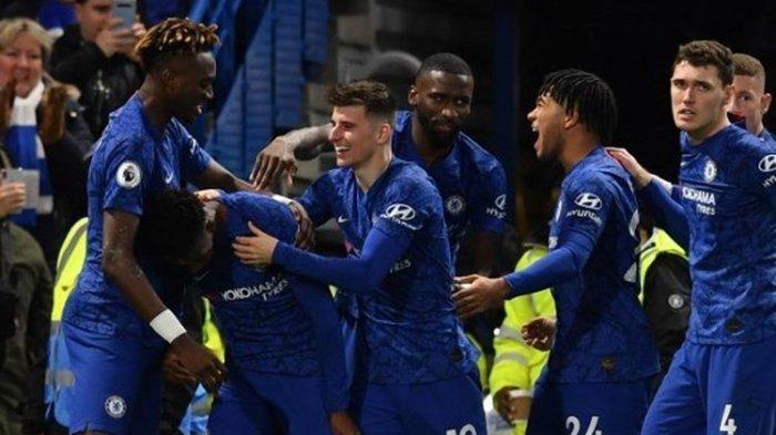 Hasil dan Klasemen Liga Inggris, Kemenangan Hantar Chelsea Tembus 4 Besar, Liverpool & Man United?