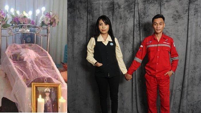 Curhat Meiskewaty yang Calon Suaminya Tewas Usai Loncat dari Lantai 7 Hotel: Maut Memisahkan Kita