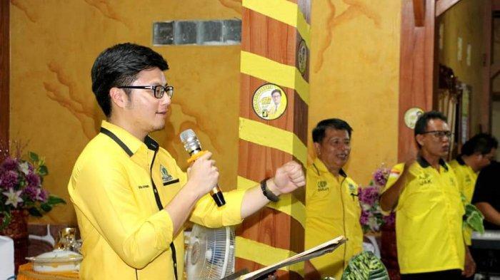 Diprediksi ke Senayan, Adrian Paruntu Nyaris Tembus 70 Ribu Suara