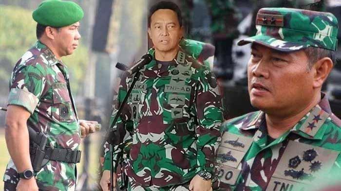 Peluang Letjen Eko Margiyono Jadi Panglima TNI, Eks Pengawal SBY Belum Jadi Kepala Staf Angkatan