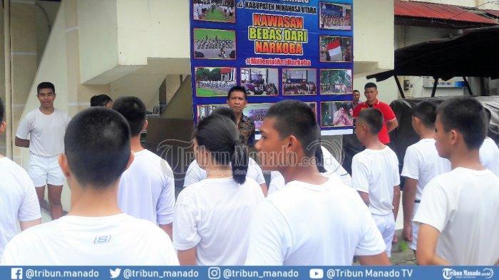 Calon Paskibraka di Kabupaten IniTak Hanya Latihan Fisik, Program Baru Millenial Anti Narkoba