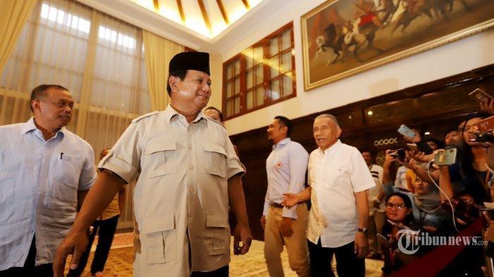 Kasus Sengketa Pilpres 2019 Usai, Ini Peluang Prabowo Subianto Jadi Capres 2024