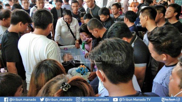 Calvin Patric Warokka Tewas Lakalantas di Malalayang