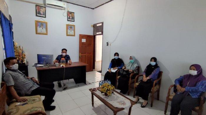 Layanan Informasi di Passi Barat Bolmong Diapresiasi Camat Kotamabagu Timur