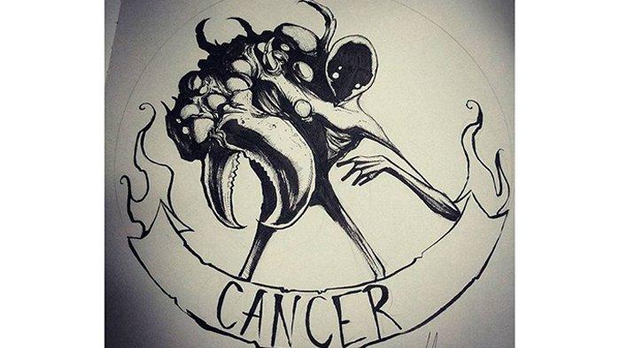 Cancer Zodiak
