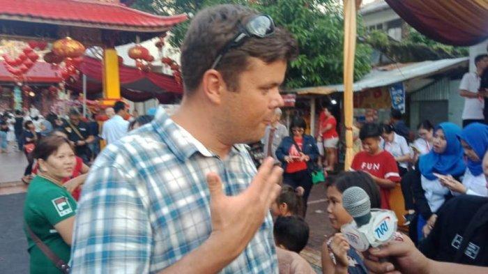 Olly: Cap Go Meh Manado Bergema Hingga ke Jakarta, Turis Swiss Kagum