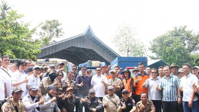 Vicky: Bantuan Pemkot akan Terus Bergulir, Tim Tiba di Sulawesi Tengah