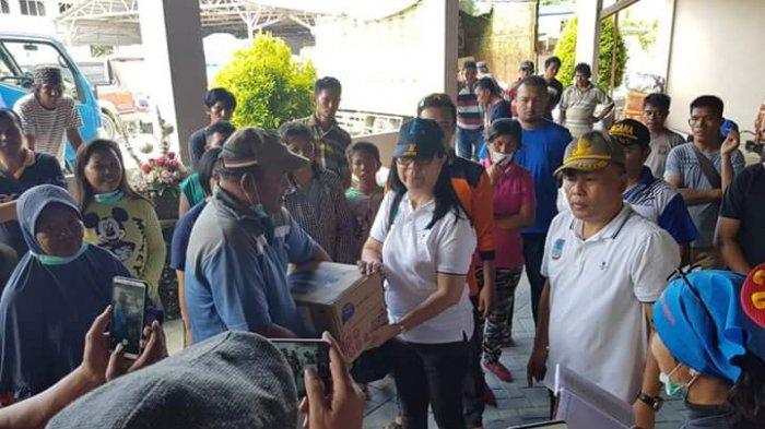 Bantuan Pemkot Sampai ke Korban Bencana di Palu