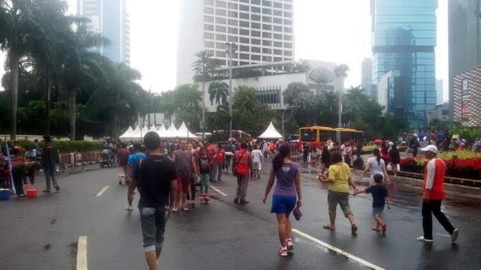 Anies Baswedan Kini Tak Permasalahkan Warga DKI Terkumpul Kunjungi Bundaran HI, Ini Alasannya