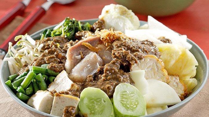 Cara Mudah Membuat Rujak Cingur, Berikut Ini Resep Rujak Cingur Kuliner Khas Jawa Timur