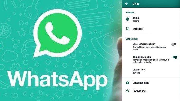 Lima Cara Kembalikan Pesan WhatsApp yang Terhapus