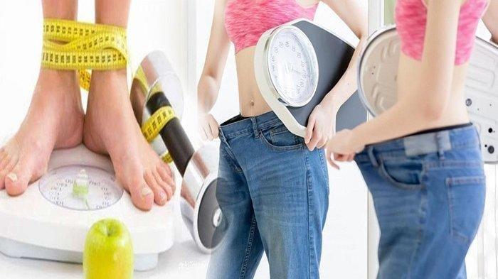 Tak Banyak yang Tahu, Cara Menurunkan Berat Badan dengan Bahan Alami, Dijamin Ampuh
