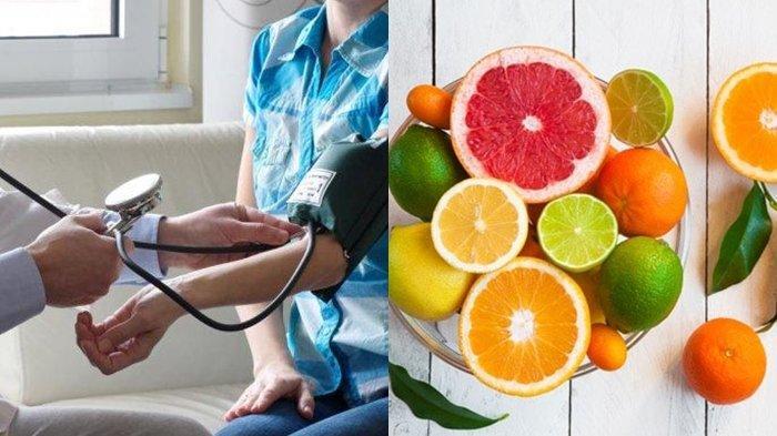 Tak Banyak yang Tahu, Ini Daftar Buah yang Bisa Menurunkan Tekanan Darah Tinggi