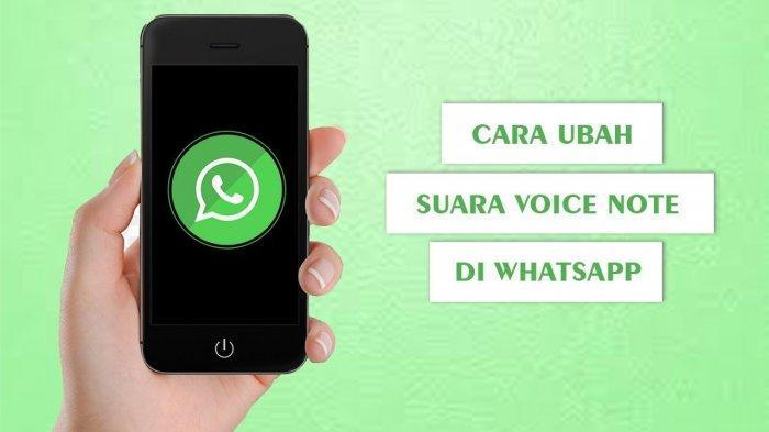 CARA Baru Pakai Pesan Suara di WhatsApp Sebelum Dikirim, Bisa Dengarkan Isi Rekaman Terlebih Dahulu