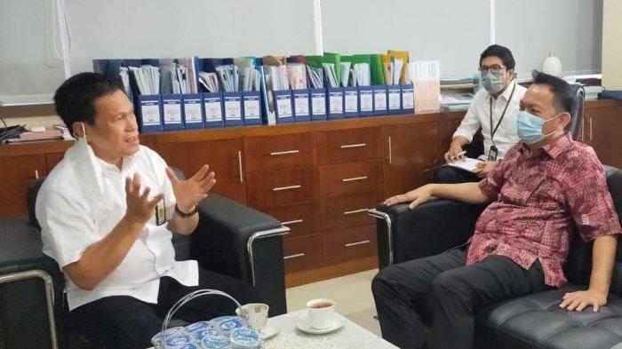Wali Kota Tomohon Segera Susun Masterplan Pengembangan dan Pengelolaan Sumber Daya Air