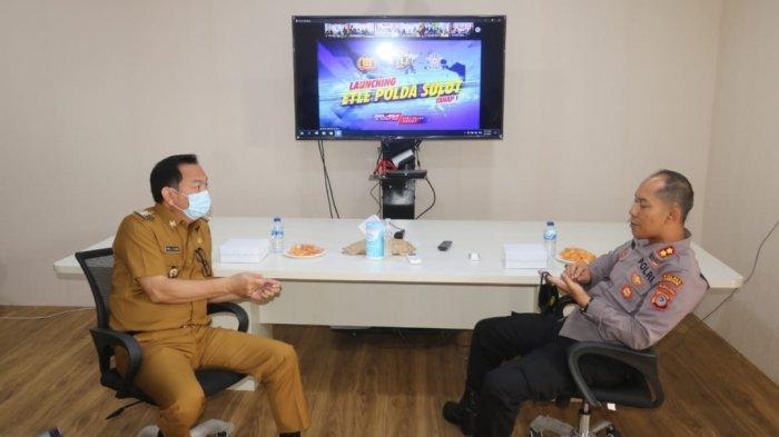 Usai Ikuti Launching ETLE Polda Sulut, Wali Kota Tomohon Caroll Senduk Ingatkan Hal Ini