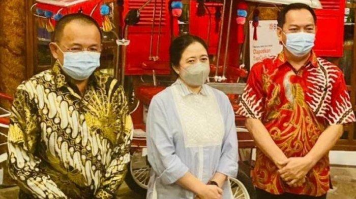 Mantan Ketua Gerindra Sulut Dukung Penuh Puan Maharani Maju Pilpres 2024