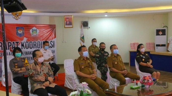 Wali Kota Tomohon Caroll Senduk Instruksikan Jajaran Tindaklanjuti Arahan Presiden Jokowi