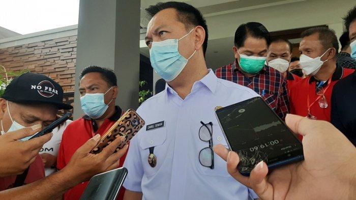 Wali Kota Tomohon Minta Plt Kadis Kesehatan Kerja dengan Baik