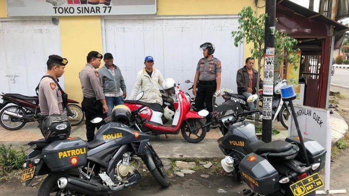 Cegah Tindak Kriminal, Polres Minahasa Rutin Gelar Patroli