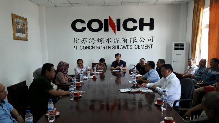 Pekerja Cina di Sulut  Aman dari Corona: Petugas Datangi PT Conch-PLTS