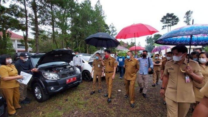 Caroll Senduk - Wenny Lumentut Peringatkan Pejabat yang Sering Pindahtangankan Kendaraan Dinas