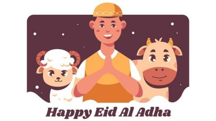 40 Twibbon Idul Adha 1442 H, Lengkap dengan Poster dan Ucapan Selamat yang Cocok Dibagikan di Medsos