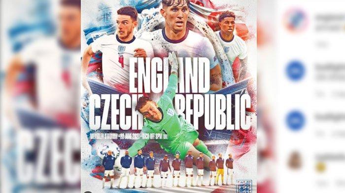 Ceko VS Inggris, Dua Pemain Diragukan Bisa Tampil, Ben Chilwell dan Mason Mount