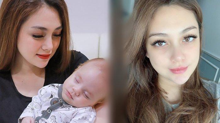 Mata Anak Celine Evangelista Abu-abu Seperti Dipakaikan Softlens, Chelsea Olivia: Beli di Mana?