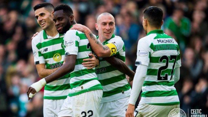 Hasil Liga Europa - Celtic Lolos Dramatis ke 32 Besar Setelah Lawan Lazio, Gol di Injury Time