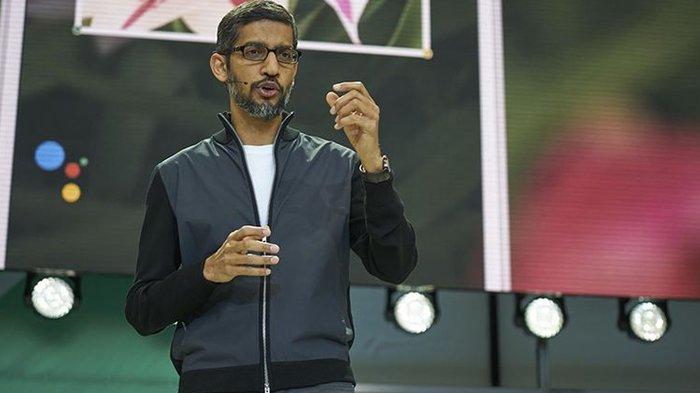 Sosok Sundar Pichai, CEO Google, Orang di Balik Chrome dan Android, Masa Kecil Tidur di Ruang Tamu