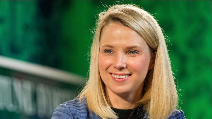 Yahoo Bangkrut, Pesangon CEO Cantik Ini Bikin Ngiler!