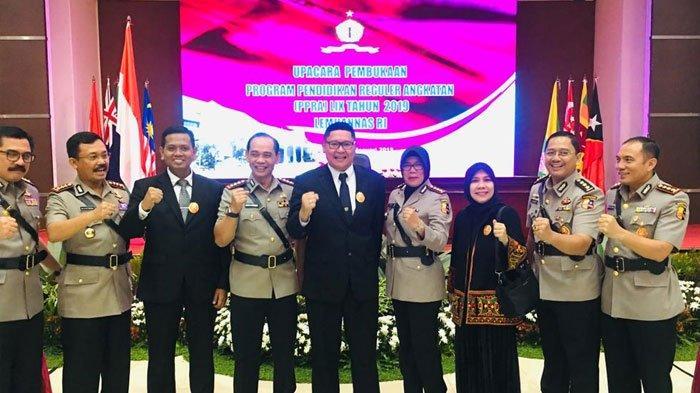 Kakanwil Bea Cukai Sulbagtara Cerah Bangun Terpilih Mengikuti Kursus Reguler Lemhannas RI.