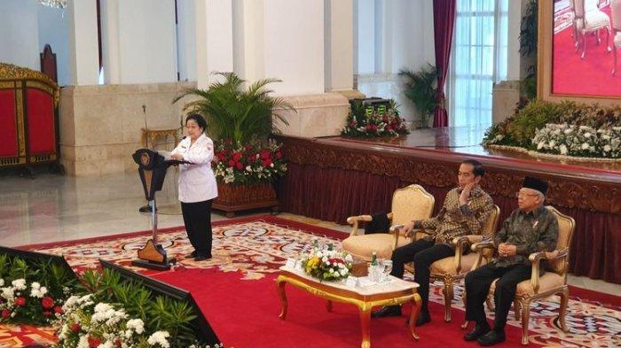 Cerita Megawati Soal Persahabatan dengan Prabowo hingga Minta PendukungKhilafah Datang ke DPR