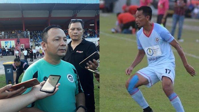 Cerita Pelatih Ricky Nelson Tentang Busari Pemain Paling 'Ditakuti' di Pulau Jawa
