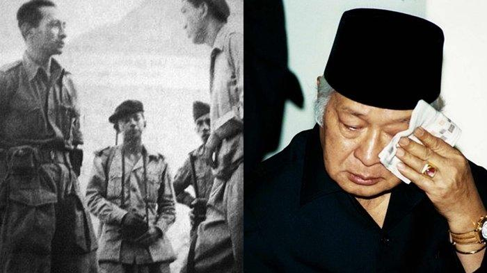 Cerita Soeharto Ditampar Kolonel AEK Berdarah Manado hingga Lindungi Bu Tien: Siap Lawan Siapa Saja