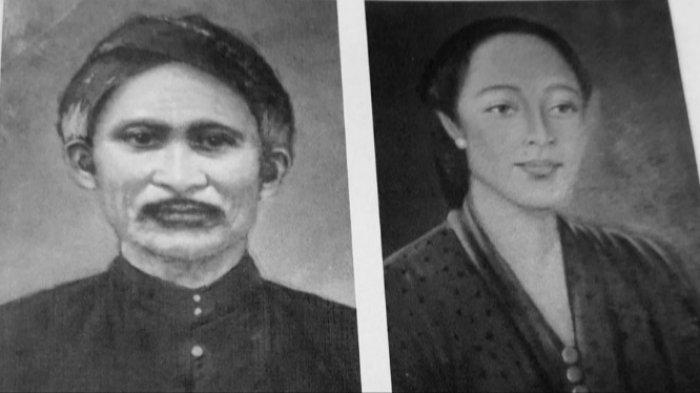 Orangtua Soeharto. Cerita Sukirah, ibu Soeharto. Menikah hingga bercerai dengan Kertosudiro, ayah Soeharto.