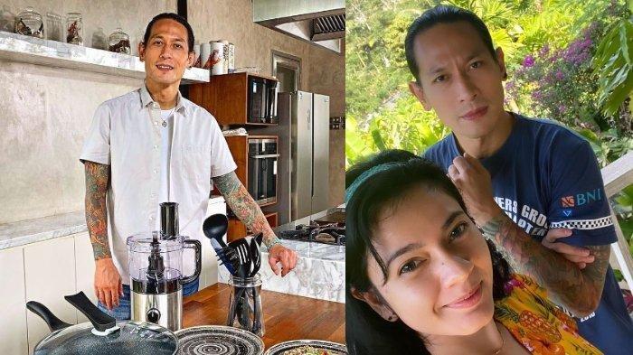 Chef Juna dan kekasih, <a href='https://manado.tribunnews.com/tag/citra-anidya' title='CitraAnidya'>CitraAnidya</a>