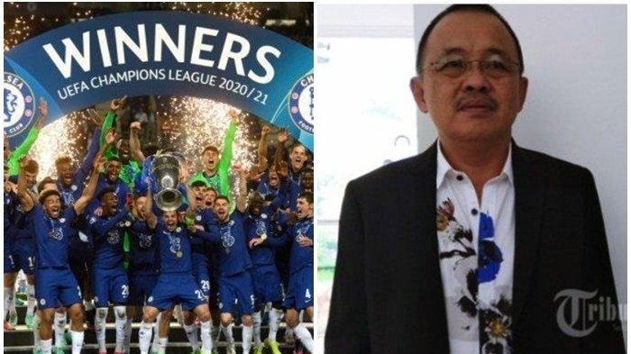 Prediksi Wenny Lumentut Tepat, Chelsea Juara Liga Champions
