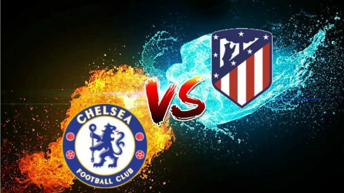 Hasil Liga Champions Chelsea vs Atletico Madrid, Gol Salto Giroud Menangkan The Blues