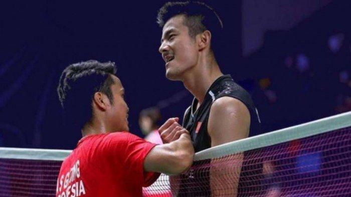 Hasil Bulutangkis Olimpiade Tokyo 2020: Chen Long Kubur Mimpi Anthony Ginting ke Final