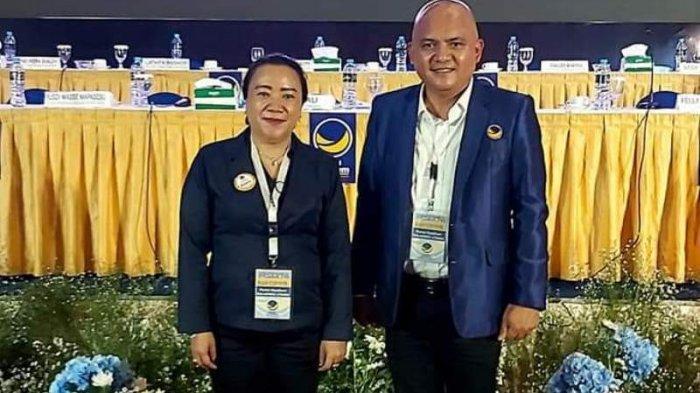 DPW NasDem Pastikan Cherly Mantiri Plt Ketua DPD NasDem Tomohon