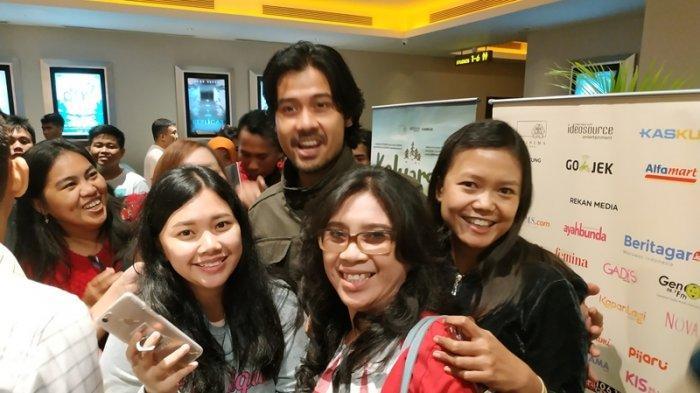 Penonton Film Keluarga Cemara di Studio 3 XXI Megamall Manado Histeris, 'Oh Tuhan, Chicco'