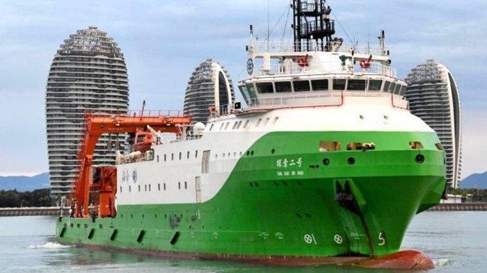 Ternyata China Dapat Keuntungan Jika Bantu Evakuasi KRI Nanggala-402, Kirim Kapal Canggih