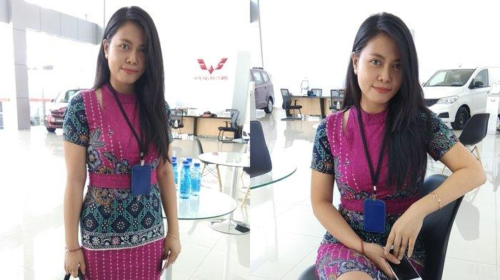 Wanita Cantik Chintamy Salangka Harap Warga Jaga Kebersamaan Pasca-Pilkada