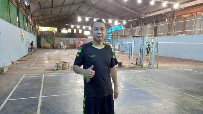 PB Pisok Lahirkan Juara Dunia Greysia Polii, Melki Supit:Berharap Fasilitas Olahraga Bisa Diperbaiki