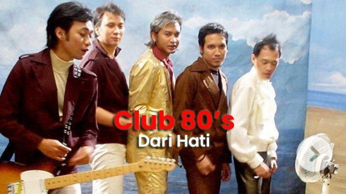 Chord Lagu Dari Hati Club 80 S Dengan Lirik Kunci Gitar Mulai Dari G Mudah Dimainkan Tribun Manado