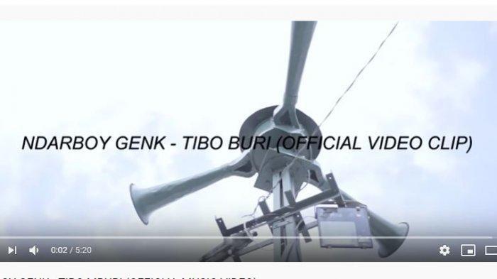 Chord Gitar dan Lirik Lagu 'Tibo Mburi' - Ndarboy Genk