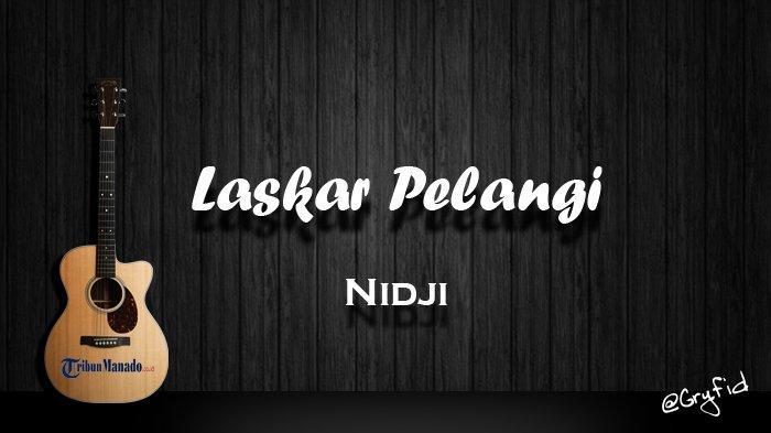 Chord Laskar Pelangi - Nidji