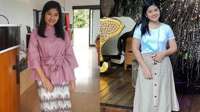 Gadis Cantik Chriscella Three Putri Derek Sebut Pers Membantu Warga di Tengah Pandemi Covid-19